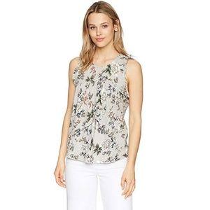 Lucky Brand Women's Floral Tank Top